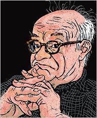 Ward Just, Andy Rash, NYT